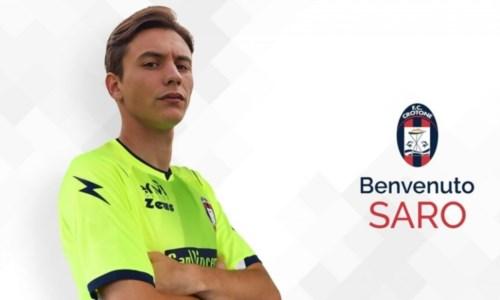 Calciomercato, un giovane portiere per il Crotone: ufficiale l'arrivo di Gianluca Saro