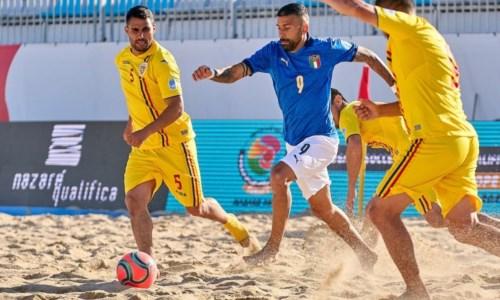 Beach Soccer, niente mondiale per l'Italia: gli azzurri si qualificano soltanto agli europei