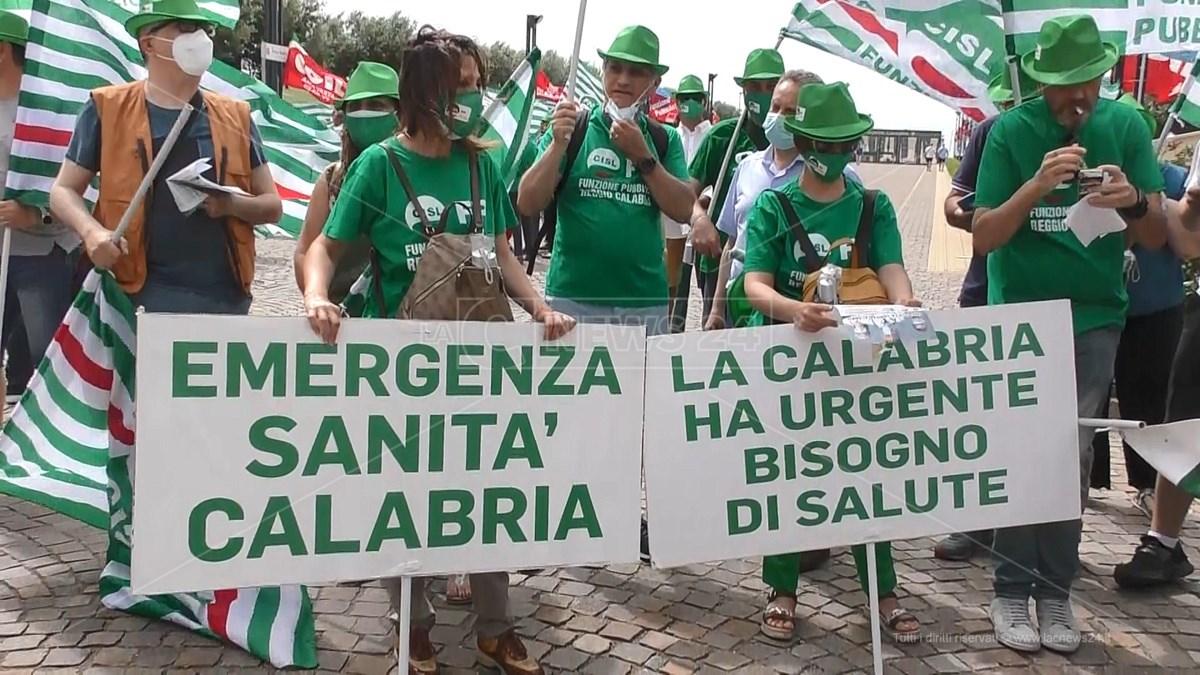 La manifestazione di oggi sotto la Cittadella