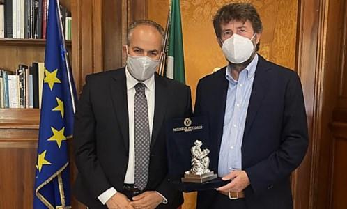 Il maestro Affidato e il ministro Franceschini