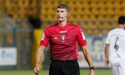 L'arbitro reggino Francesco Cosso promosso in Can: potrà fischiare in Serie A e B