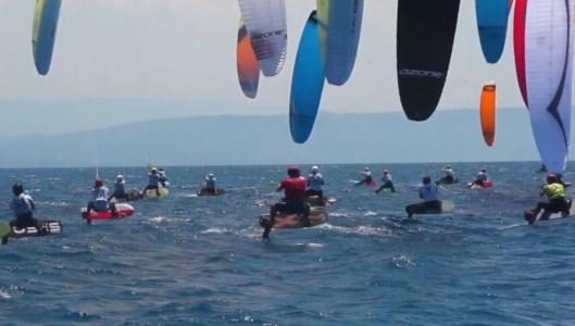 Gizzeria pronta a ospitare i mondiali di kitesurf, l'assessore Orsomarso: «La Calabria riparte»