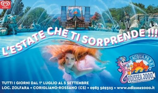 Parchi divertimento: riapre in Calabria l'AcquaPark dei record