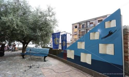 Acri, una panchina letteraria per riqualificare la città e omaggiare Vincenzo Padula