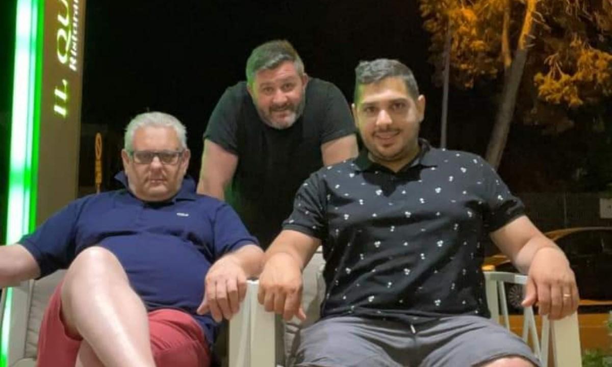 Gallo, Saladino e Schipani