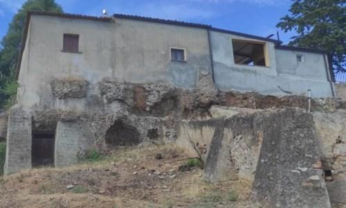 La villa romana a Castrovillari e la casa colonica