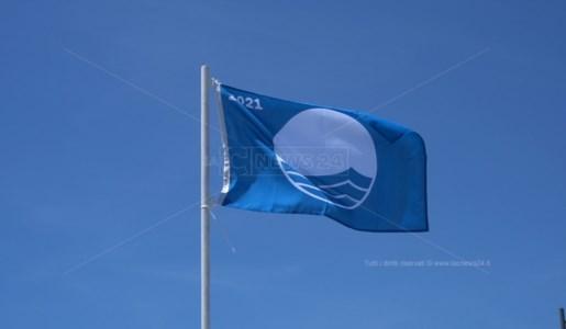 La bandiera blu 2021