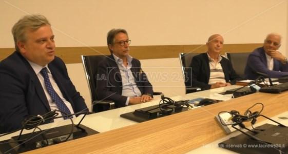Mario Migliarese, Giovanni Caridi, Giuseppe Messina, Pietro Damiani