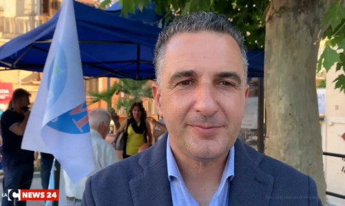Italia del Meridione fa tappa a Tropea, Greco: «Ritorniamo ai territori»