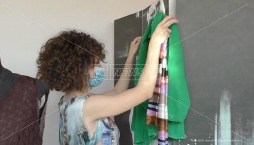 Scarti di lino e seta trasformati in capi di alta moda: la storia della sartoria Giovinazzo di Locri
