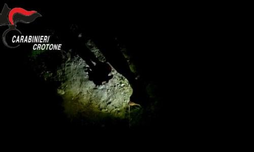 Si perde nei boschi nel Crotonese: 32enne ritrovato dopo tre ore dai carabinieri