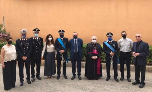 Palmi, la polizia penitenziaria festeggia il 204esimo anniversario della fondazione del Corpo