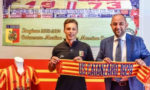 Calciomercato Catanzaro: Tentardini è ufficiale. In arrivo anche Sciaudone e Petrucci