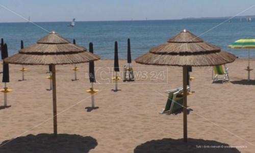 Crotone, al via l'estate A mare senza barriere: domenica ospiti dei lidi due diversabili