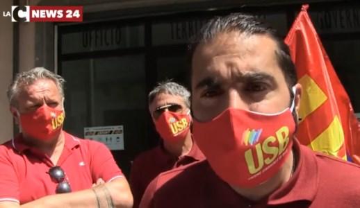 In Calabria vigili del fuoco allo stremo, pochi uomini e lavoro precario: proteste a Vibo