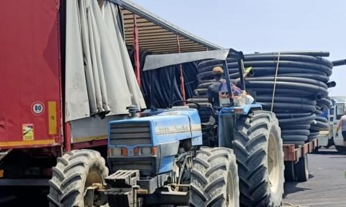 Corigliano Rossano, non c'è acqua per i campi: agricoltori sul piede di guerra