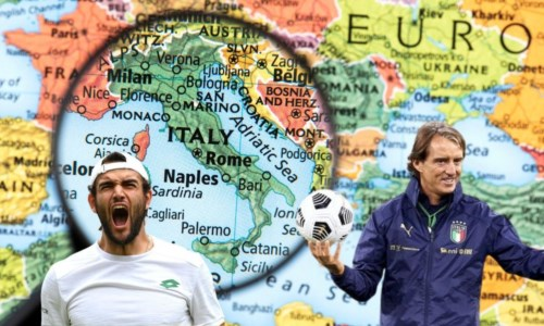 Il Paese più scassato d'Europa è anche quello da battere ma la vera partita si gioca tra Nord e Sud d'Italia