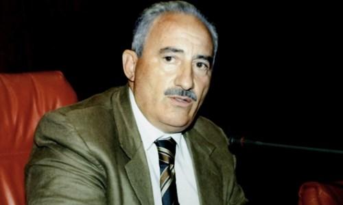 Francesco Fortugno, ucciso il 16 ottobre 2005 a Locri