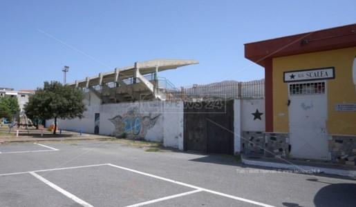 Lo stadio comunale Longobucco