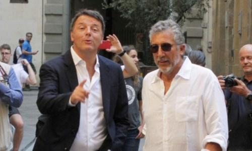 Renzi e Presta (Ansa)