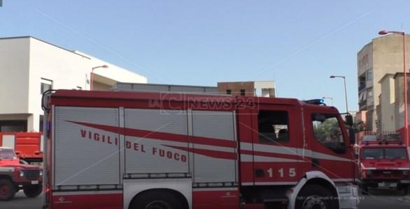 Mezzo di Soccorso Comando Provinciale Vigili Fuoco Reggio Calabria