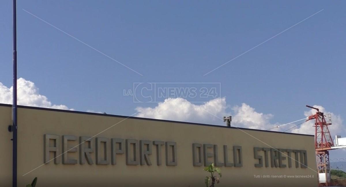 Aeroporto Reggio Calabria, avviata gara per l'affidamento dei lavori
