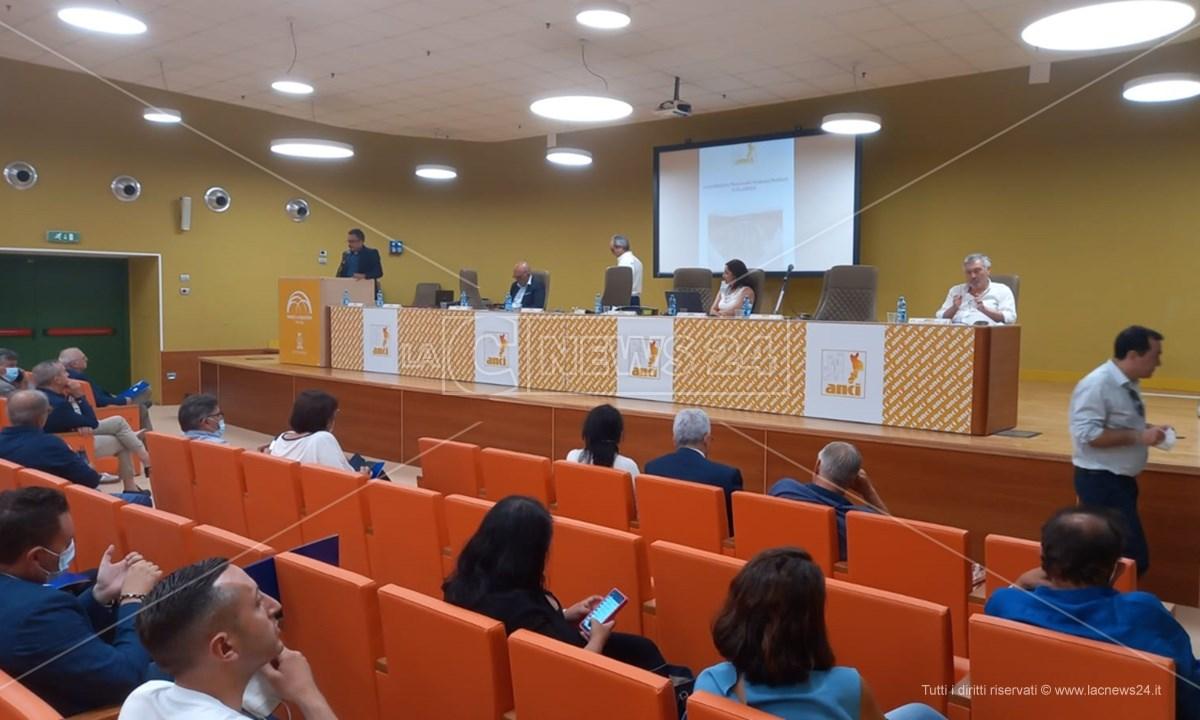 L'assemblea in corso a Rende