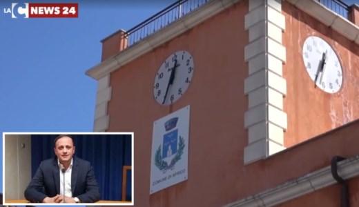 L'ex sindaco di Africo Francesco Bruzzaniti