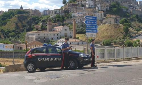 Corigliano Rossano, ubriaco aggredisce operatori del 118 e carabinieri: arrestato
