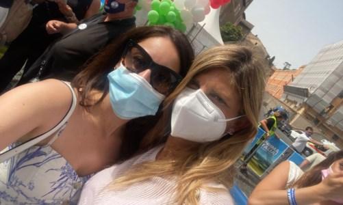 Lega, Francesca Porpiglia e Laura Ravetto
