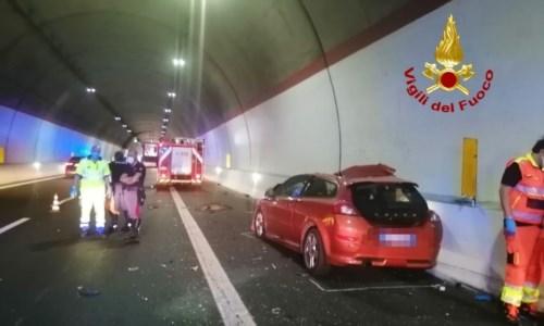 Incidente sull'A2 nel Cosentino, un morto e un ferito trasportato in elisoccorso