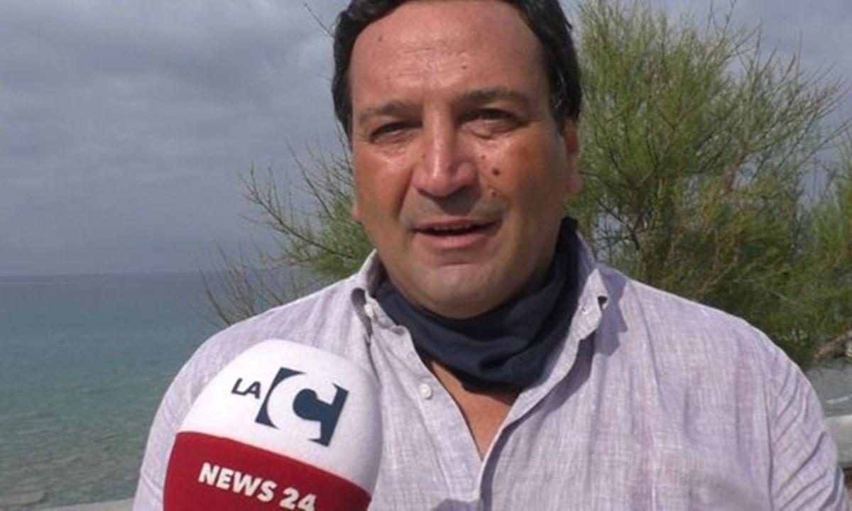 L'assessore regionale Fausto Orsomarso