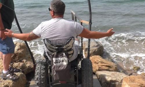A Isola Capo Rizzuto una comunità alloggio per diversamente abili: «Qui la vacanza è senza barriere»