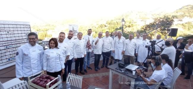 Tropea cipolla party, si prosegue con successo tra dibattiti e cooking show