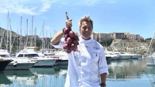 Tropea cipolla party, tra i protagonisti anche il noto chef Andrea Mainardi