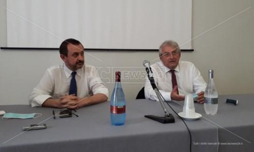 Elezioni Calabria, Ernesto Magorno ritira la candidatura