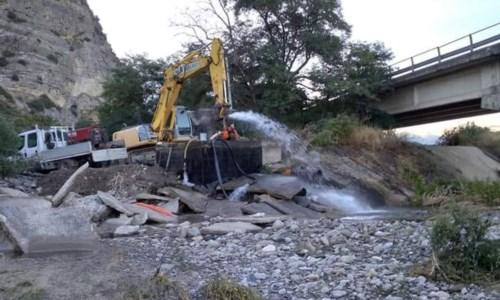 Crotone, una perdita alla condotta idrica lascia diversi quartieri senz'acqua