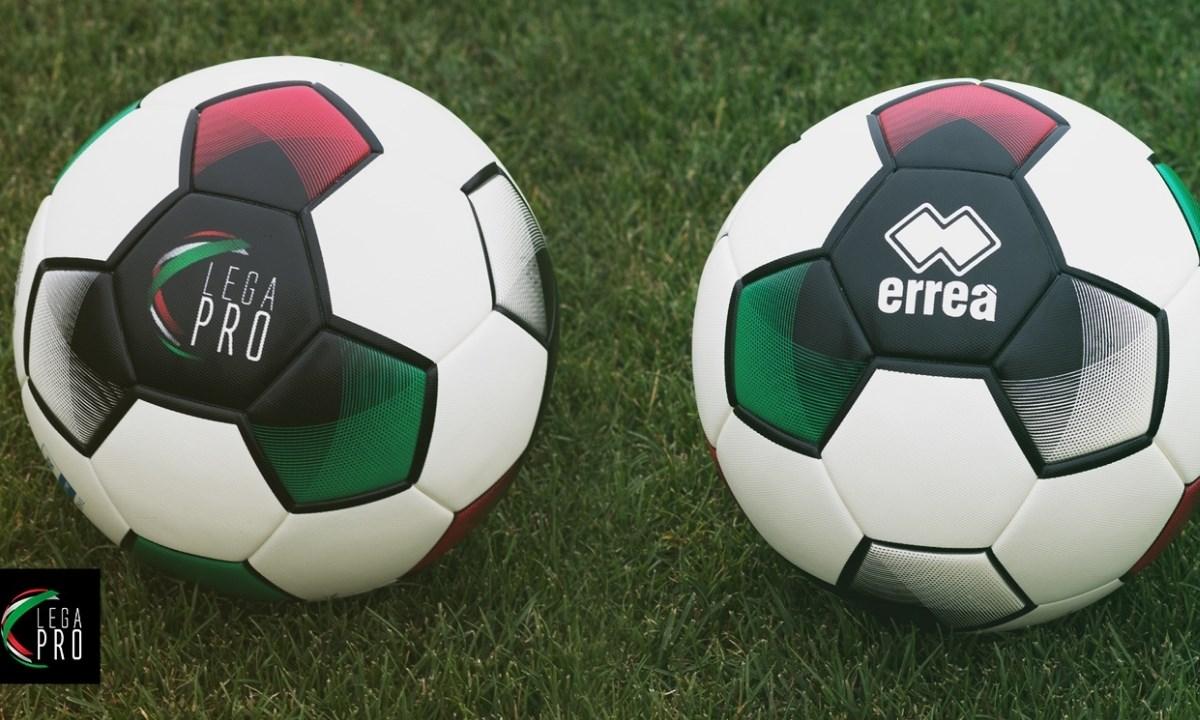 #SerieC '21-'22 - Programmazione 1a, 2a e 3a giornata 2021_palloni