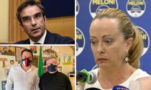 Elezioni CalabriaLa testa di Spirlì in cambio di Occhiuto: ecco l'offerta di Fdi che Salvini non può rifiutare