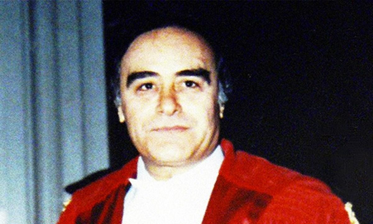 Antonino Scopelliti, giudice calabrese ucciso nel 1991