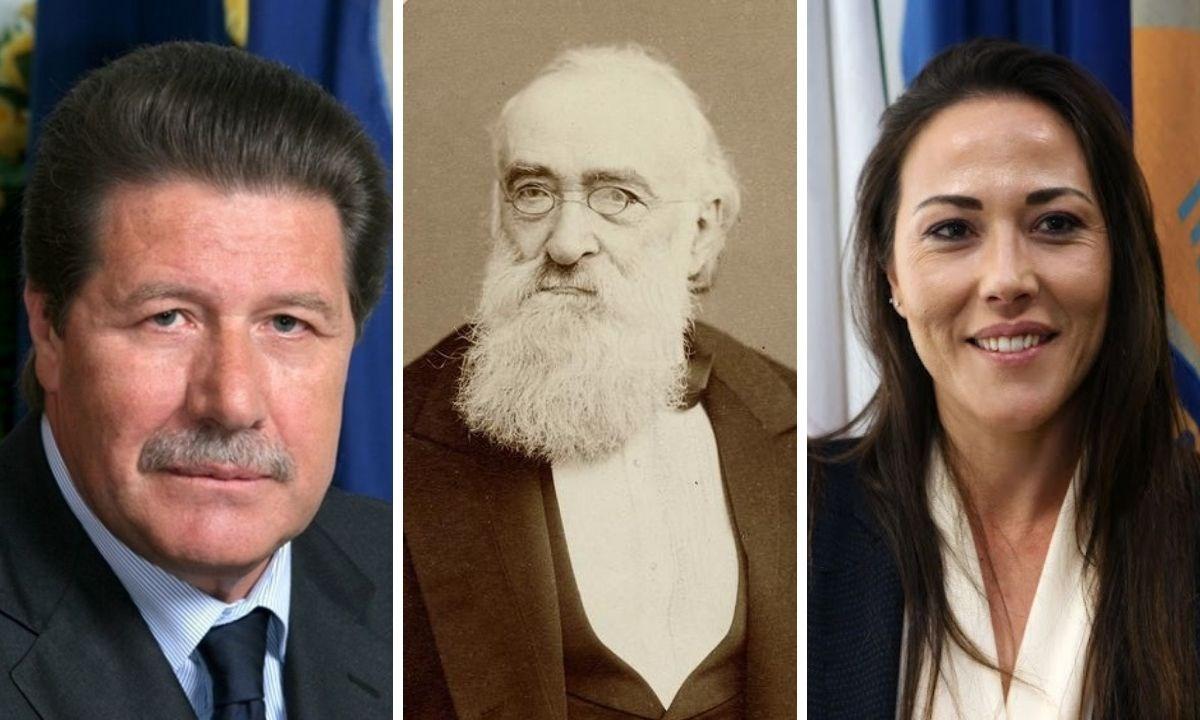 Enzo Sculco, Agostino Depretis, Flora Sculco