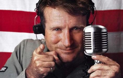 Buon compleanno Mister Robin Williams. Oh capitano, non ti dirò mai addio