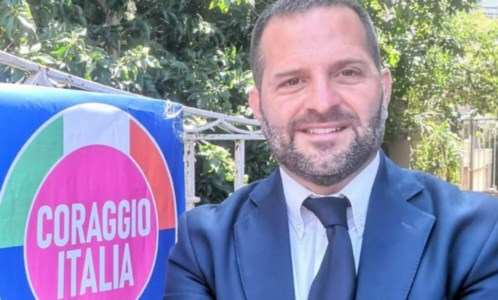 Coraggio Italia, Frank Mario Santacroce