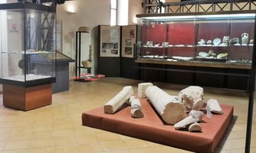 """Musei CalabriaIl museo archeologico Lametino inaugura """"In equilibrio tra passato e presente"""""""