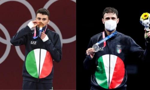 Vito Dell'Aquila e Luigi Samele