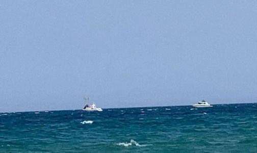 Sbarco nel CosentinoMigranti, barca intercettata al largo di Calopezzati: a bordo 50 persone