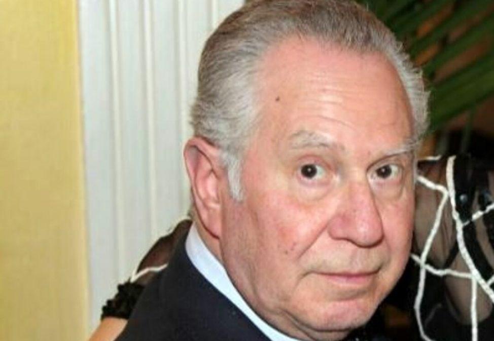 Giuseppe Casile, fondatore e presidente onorario del circolo culturale Rhegium Julii, scomparso qualche giorno fa
