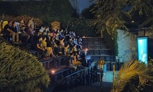 Eventi estivi Lamezia, torna il cinema all'aperto in lingua originale all'anfiteatro Lissania Garden