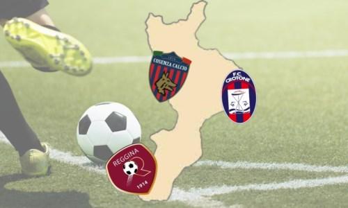 Il recordLa Serie B del calcio parlerà calabrese con Cosenza, Crotone e Reggina