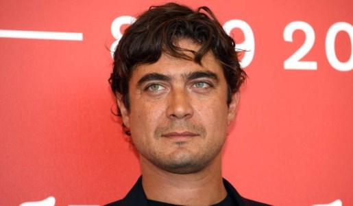 L'attore Riccardo Scamarcio. Fonte foto: dal web